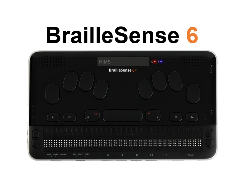 [[VIDEO]Overview BrailleSense 6] image