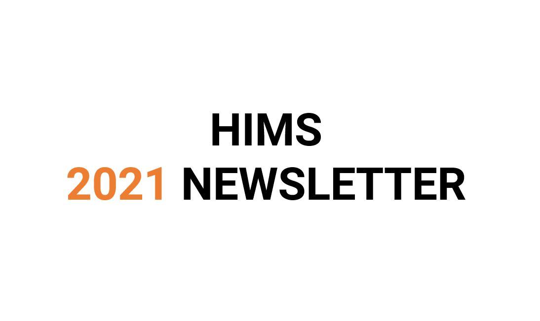[[NEWSLETTER] 2021 1st newsletter] image