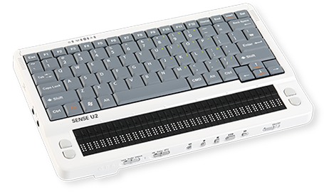 BrailleSense U2 QWERTY Second image