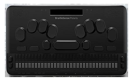 BrailleSense Polaris First image
